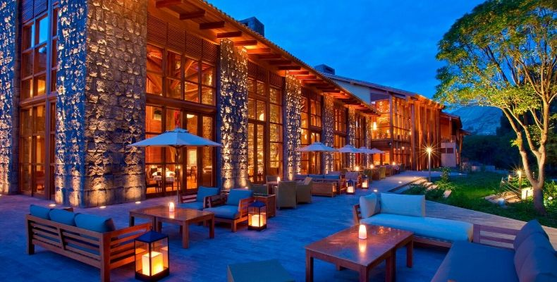 Tambo del Inka Luxury Collection<br />