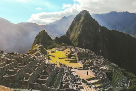 The Sacred Valley and Machu Picchu