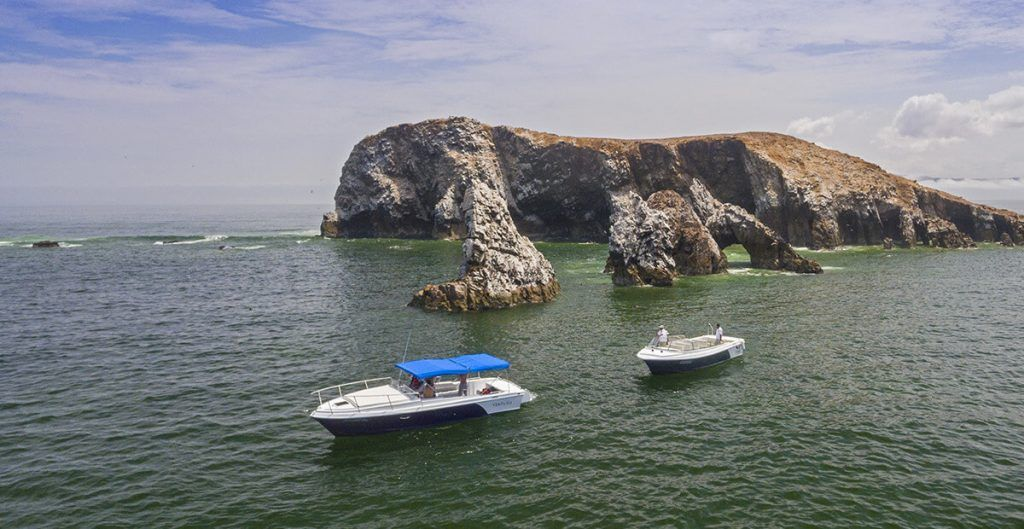 Premium Motorboat to Ballestas Islands