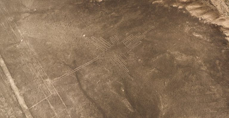 Overflight to the Nazca Lines