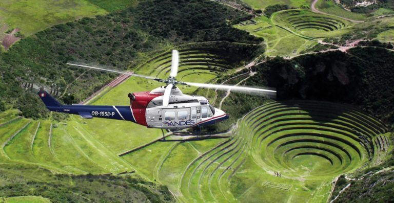 Maras & Moray Helicopter Vip Tour