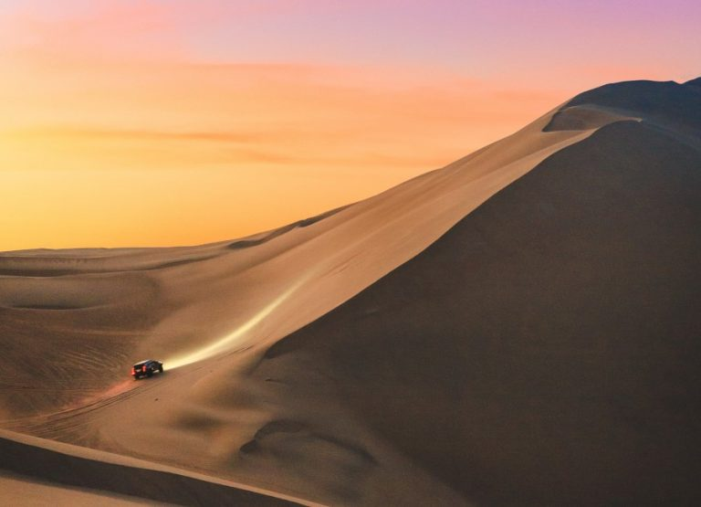 Visit Nazca Lines and 4x4 Dune Ride