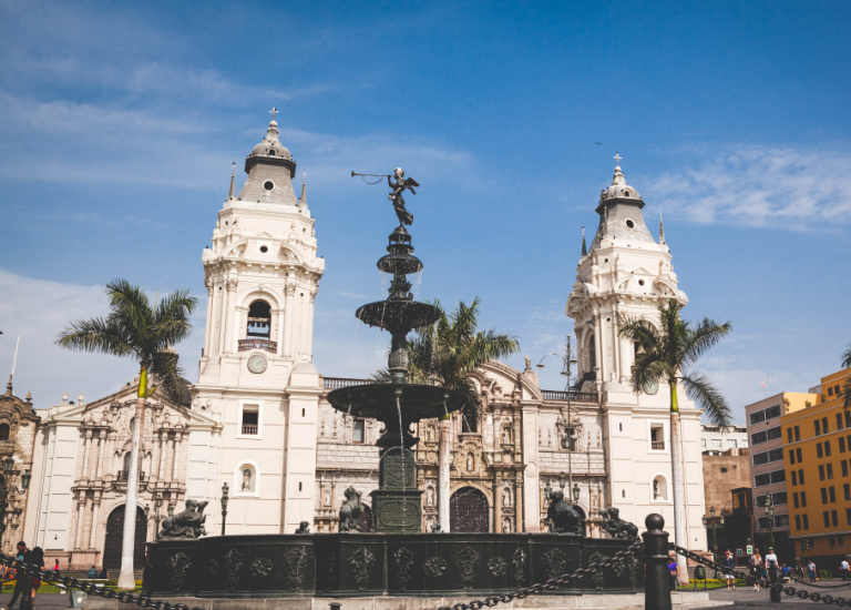 Arrive in Lima and City Tour