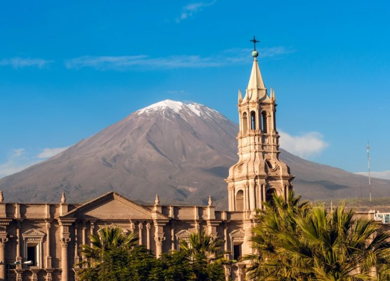 Sumbay Caves and Arequipa